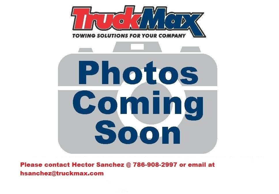 2013 Hino 258alp  Rollback Tow Truck