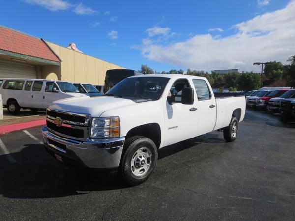 2014 Chevrolet Silverado 2500hd  Pickup Truck