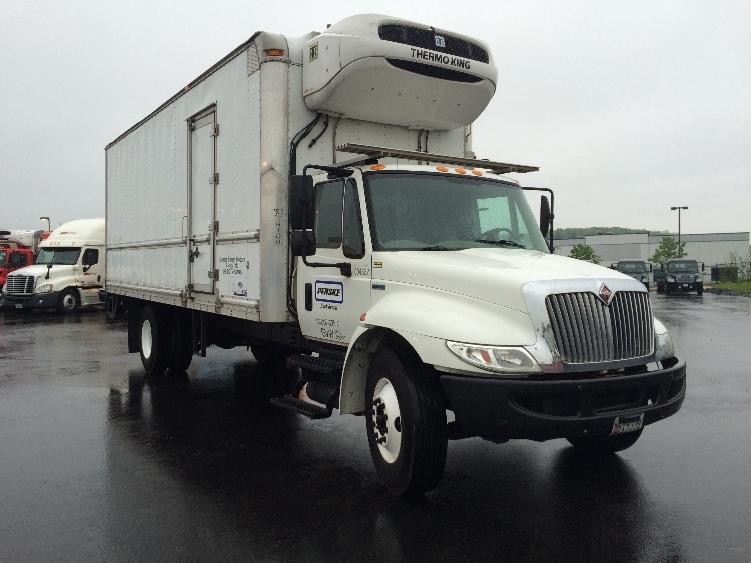 2012 International Durastar 4300 Refrigerated Truck