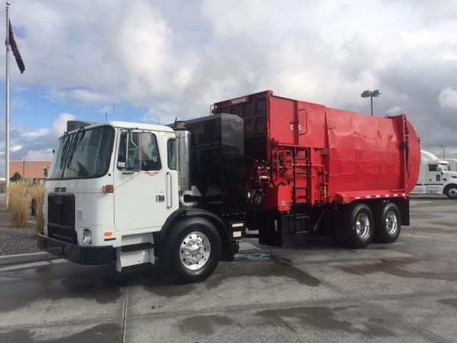 2008 Autocar Wx62d Garbage Truck