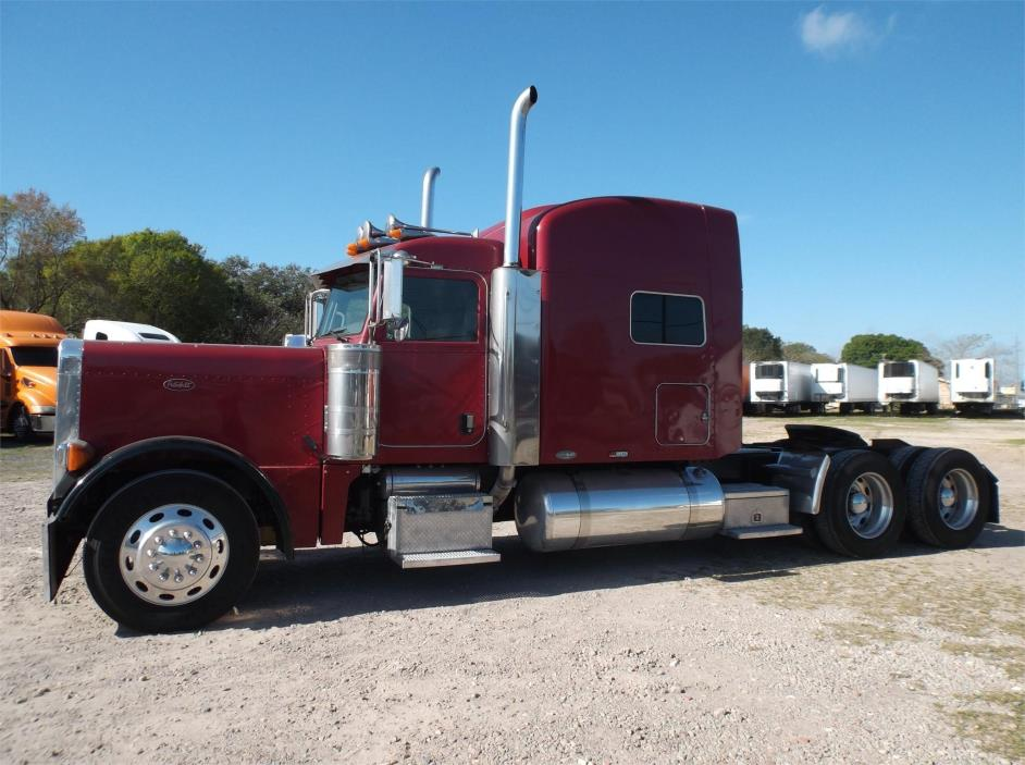 2006 Peterbilt 379exhd Conventional - Sleeper Truck