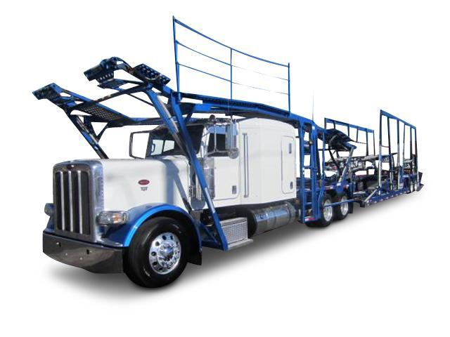 2013 Peterbilt 388 Car Carrier