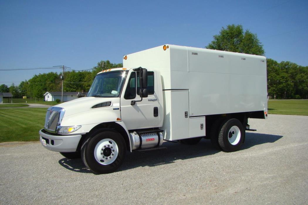2012 International 4300 Chipper Truck