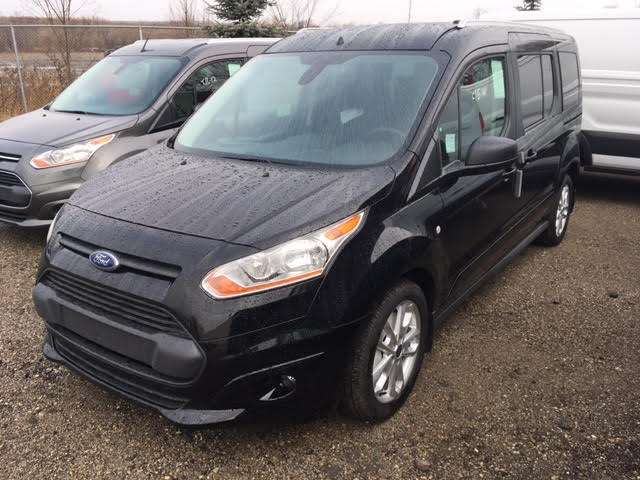 2017 Ford Transit Connect Wagon Passenger Van