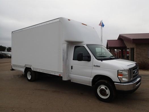 2008 Ford E-350 Super Duty  Cargo Van