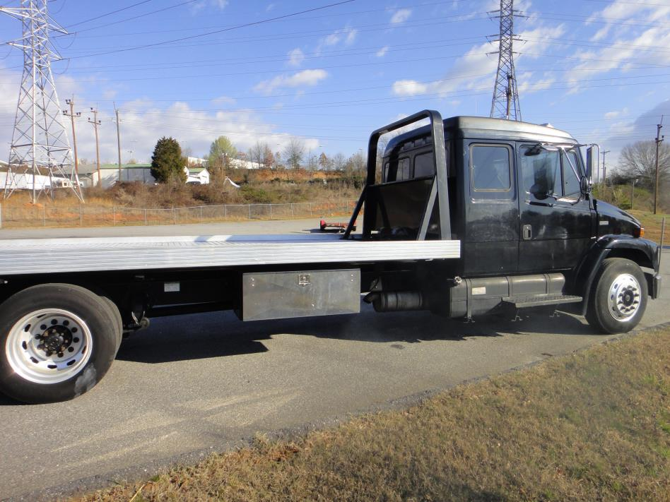 1999 Freightliner Fl60  Rollback Tow Truck