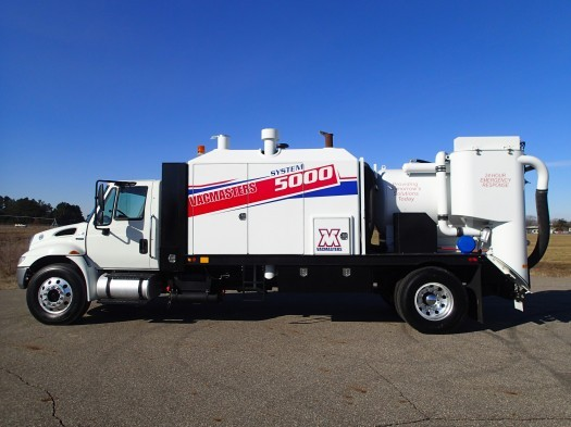 2014 International Vacmasters 5000  Vacuum Truck