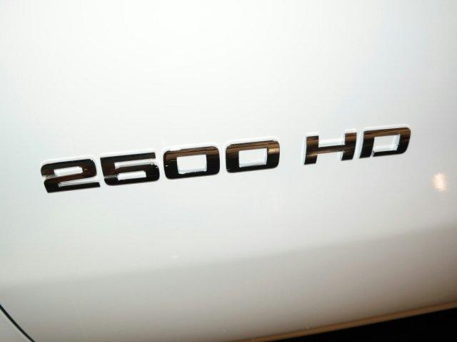 2016 Chevrolet Silverado 2500hd Utility Truck - Service Truck, 4