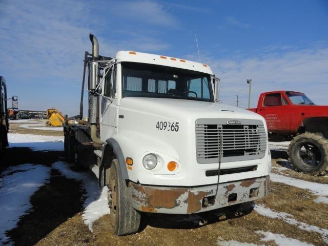 2003 Freightliner Fl112 Garbage Truck