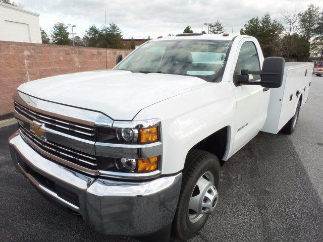 2016 Chevrolet Silverado 3500hd  Pickup Truck