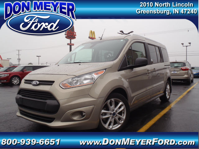 2016 Ford Transit Connect Wagon Pickup Truck
