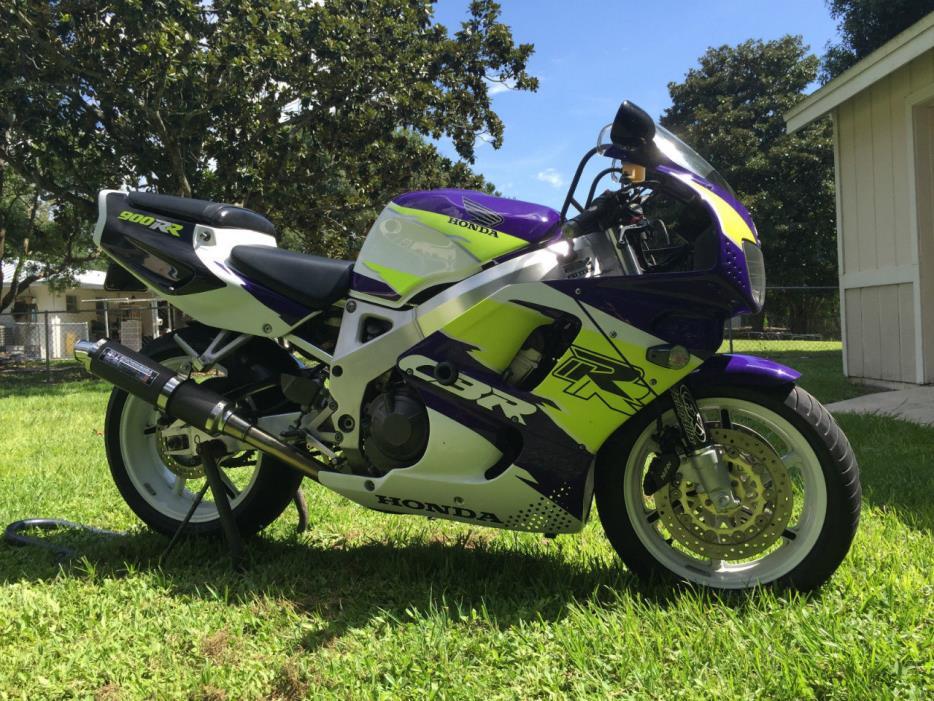 1995 Honda CBR 900RR