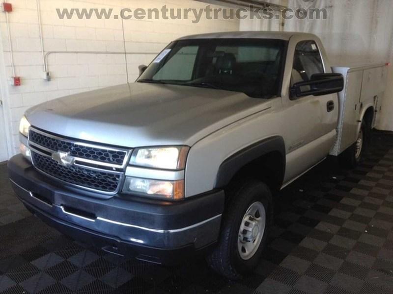 2006 Chevrolet Silverado 2500hd Utility Truck - Service Truck