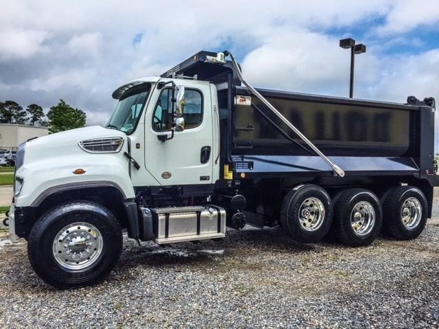 2018 Freightliner 114 Sd Dump Truck