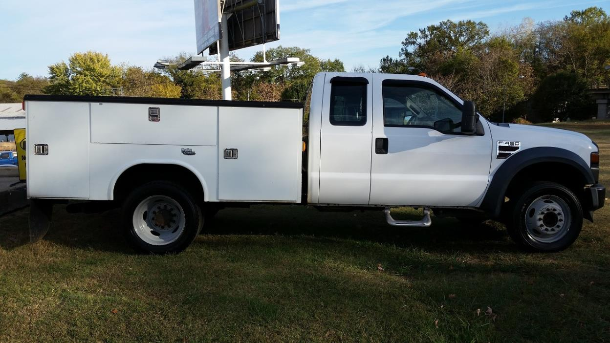 2008 Ford F450 Utility Truck - Service Truck, 1