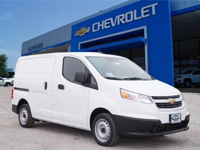 2017 Chevrolet City Express Van
