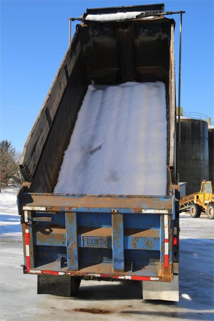 2003 Sterling Lt9513 Dump Truck, 6