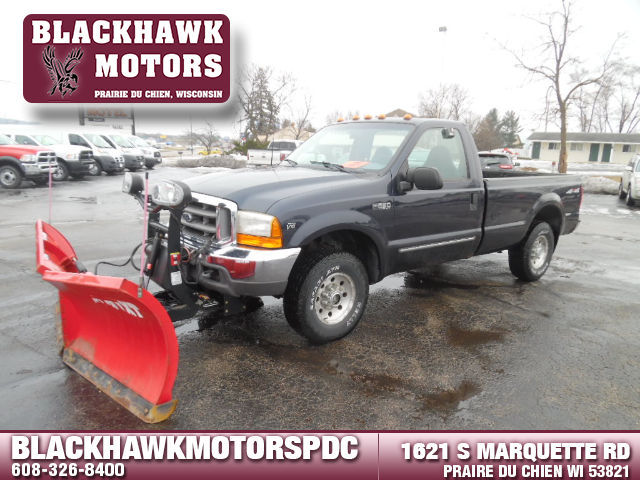 1999 Ford F-250  Cab Chassis