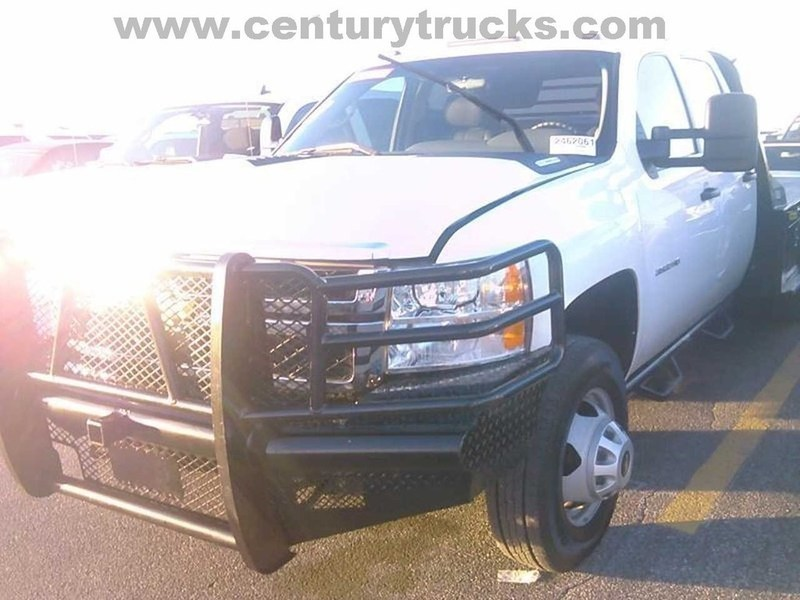 2013 Chevrolet 3500 Drw  Flatbed Truck