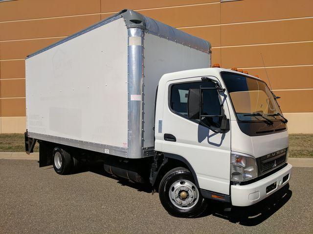 2010 Mitsubishi Fe145  Box Truck - Straight Truck