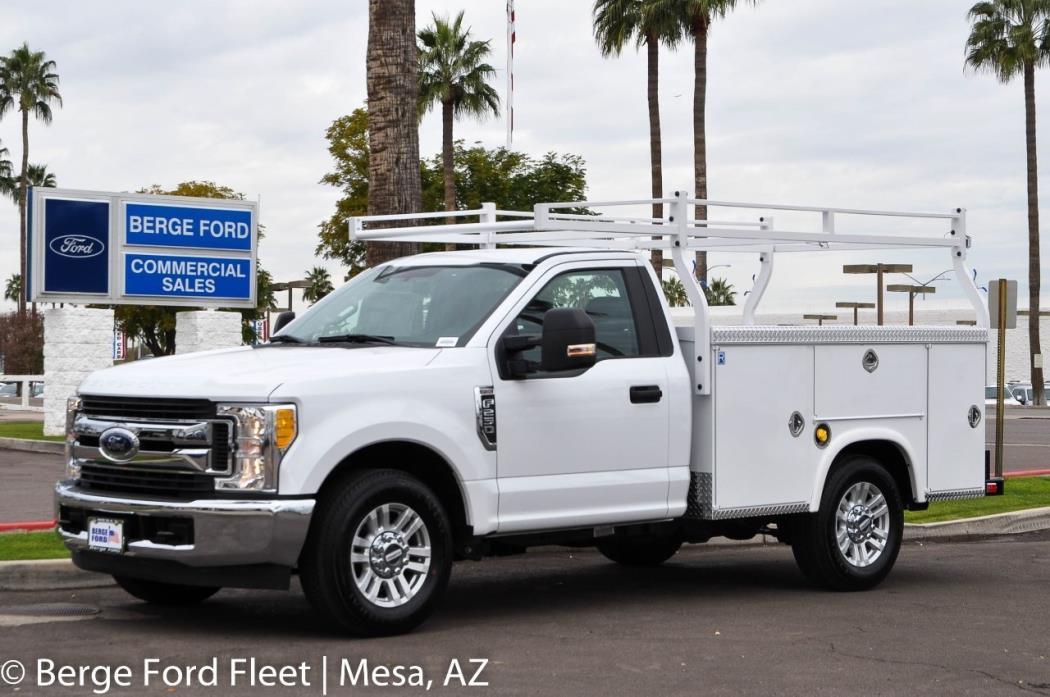 2017 Ford F250  Plumber Service Truck