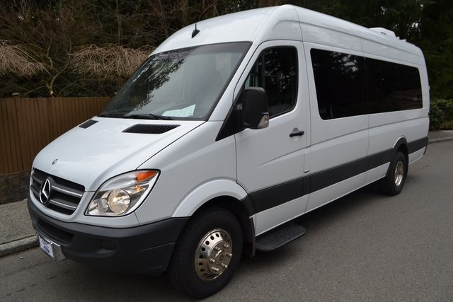 2013 Mercedes-Benz Sprinter 3500  Cargo Van