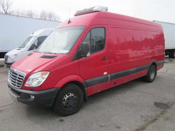 2008 Freightliner Sprinter 3500 Cargo Van