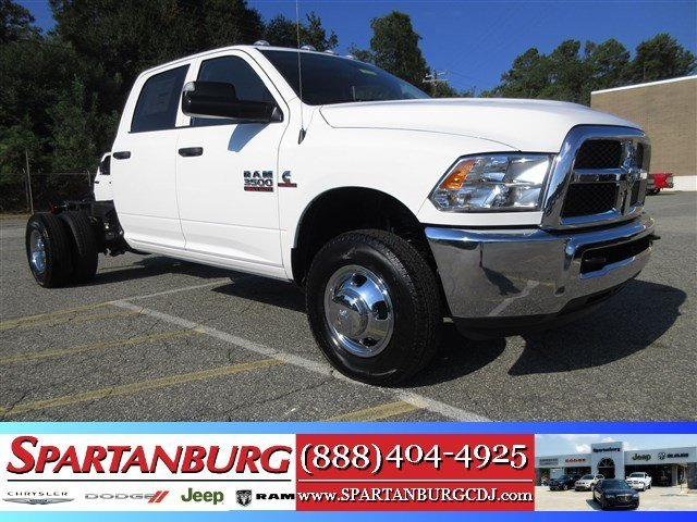 2017 Ram 3500 Chassis  Cab Chassis