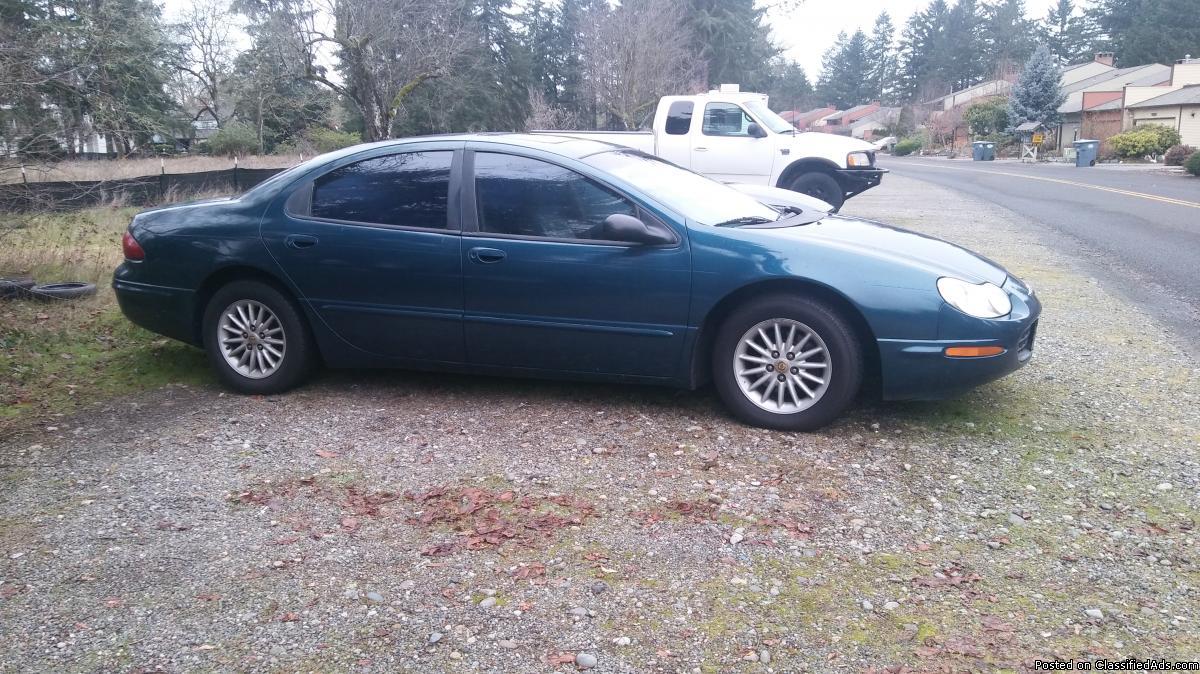 Chrysler 1999 Vehicles For Sale