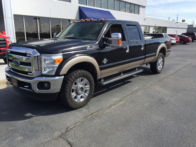 2012 Ford Super Duty F-350 Srw  Pickup Truck