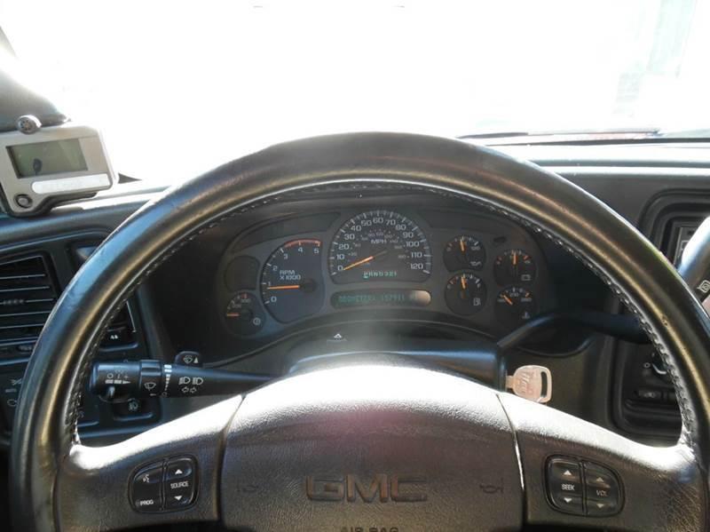 2004 Gmc Sierra 2500hd Pickup Truck, 9