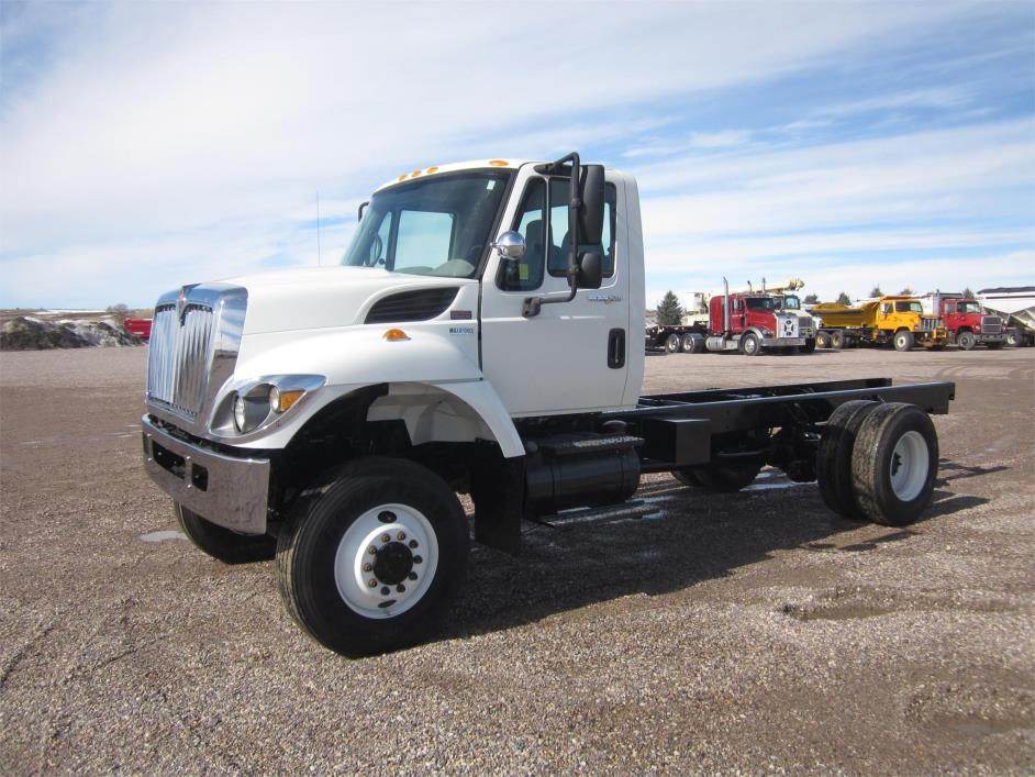 2008 International Workstar 7400  Cab Chassis