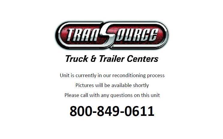 2012 Hino 268a Box Truck - Straight Truck