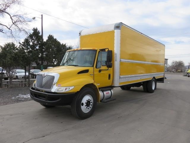 2013 International 4300 Sba Box Truck - Straight Truck