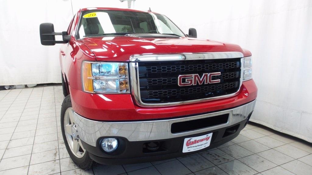 2011 Gmc Sierra 2500hd  Pickup Truck
