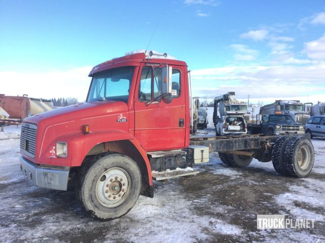 1995 Freightliner Fl80 Cab Chassis