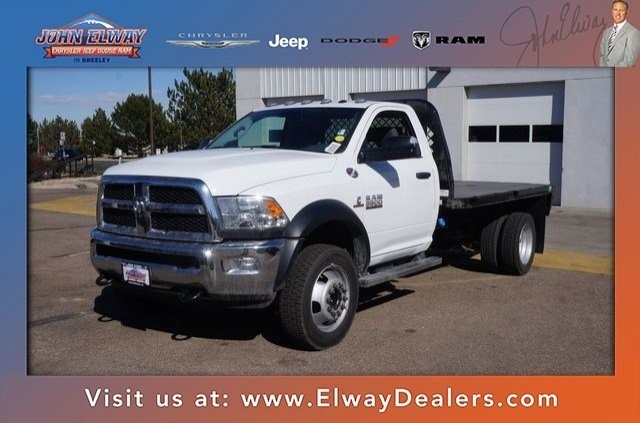 2017 Ram 5500 Chassis Cab Chassis