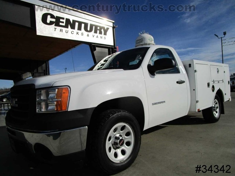 2012 Gmc Sierra 1500  Contractor Truck