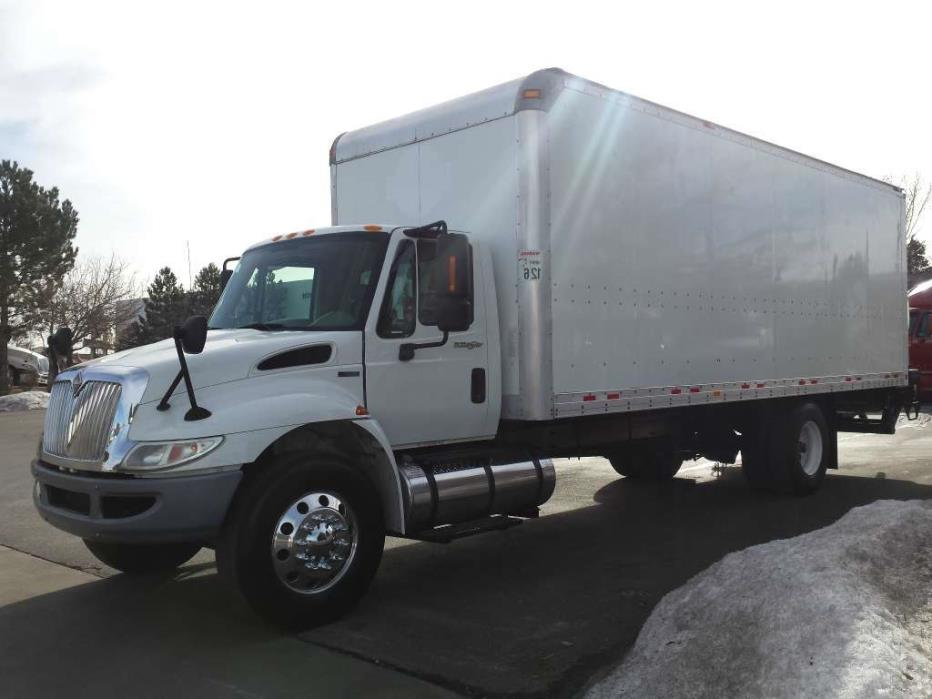 2011 International 4400 Box Truck - Straight Truck