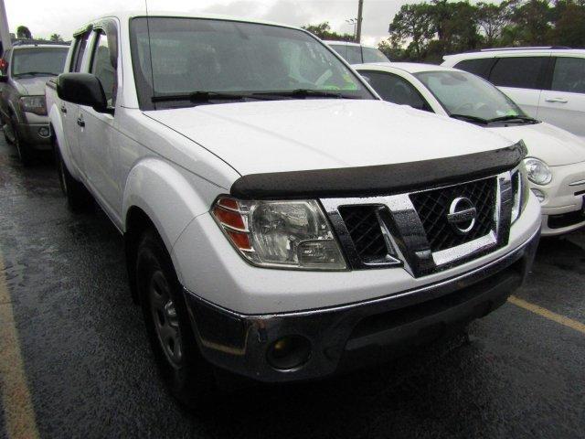 2010 Nissan Frontier Pickup Truck