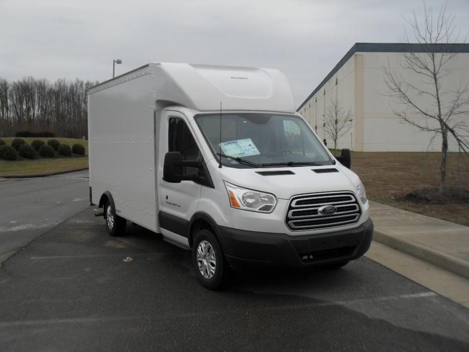 2017 Ford Transit Box Truck - Straight Truck