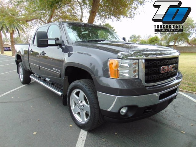2011 Gmc Sierra 2500hd Pickup Truck