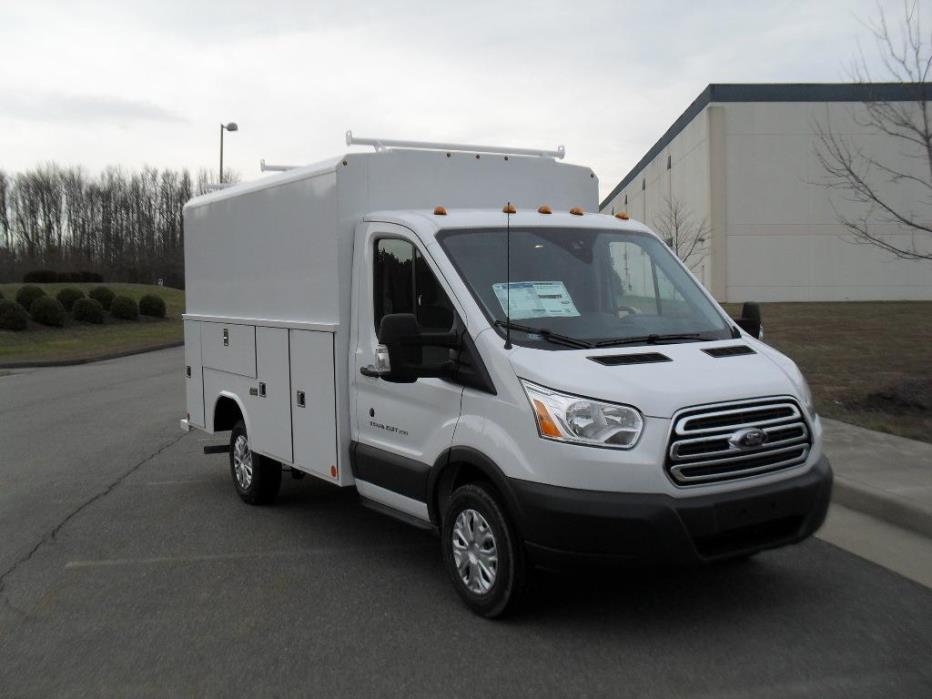 2017 Ford Transit  Utility Truck - Service Truck