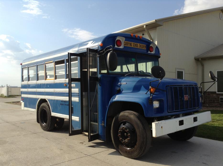 2002 Gmc Amtran  Bus