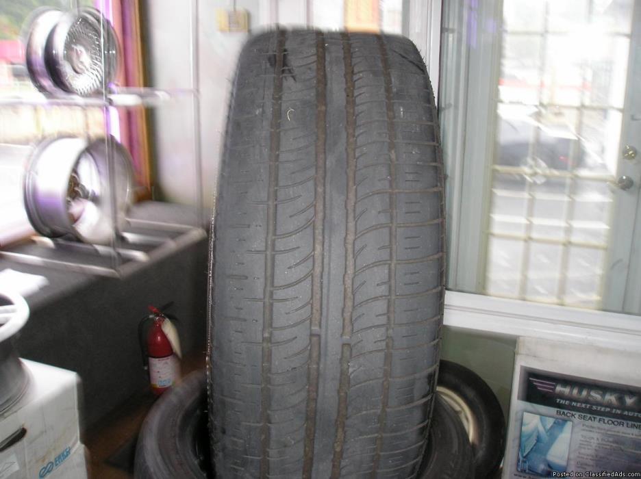 4 22 inch  pirelli tires
