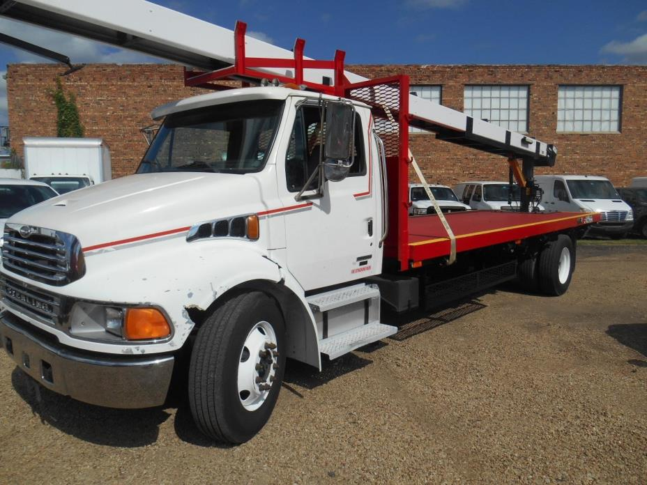 2005 Sterling Acterra  Flatbed Truck