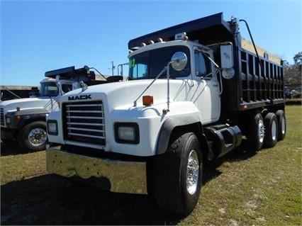 2002 Mack Rd688s Dump Truck