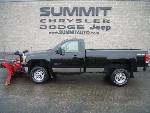 2010 Gmc Sierra 3500  Pickup Truck