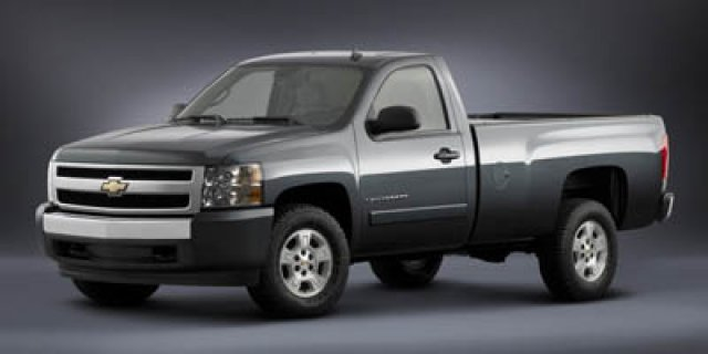2007 Chevrolet Silverado 2500hd  Pickup Truck