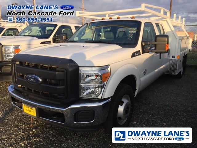 2016 Ford F-350  Contractor Truck
